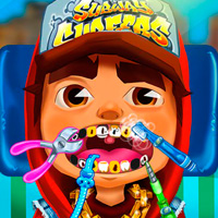 Subways Surfers Tooth Injury